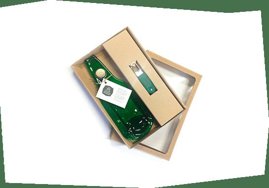 Kazové pivní lahve Pilsner